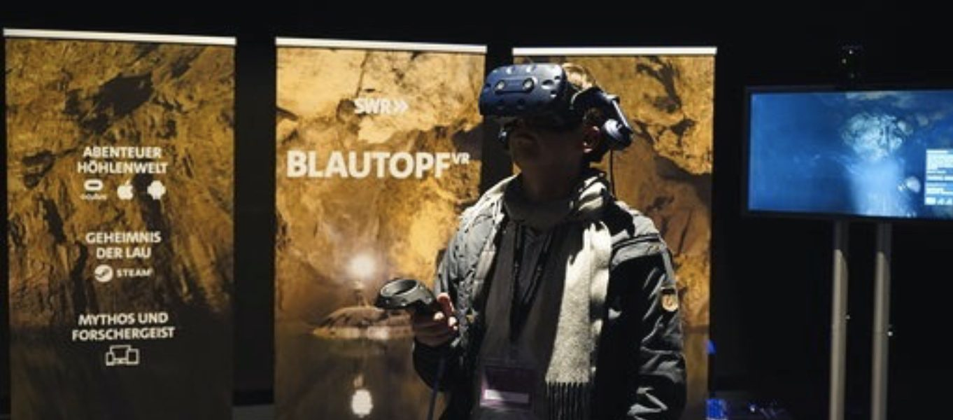 """""""Raumwelten Public"""" 2019 – Virtual Reality und Baubotanik"""