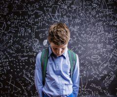 Kinder mit psychischen Problemen wegen Schule?