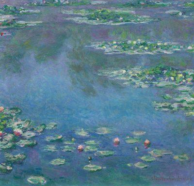 Claude Monet Water Lilies 1906 Ryerson