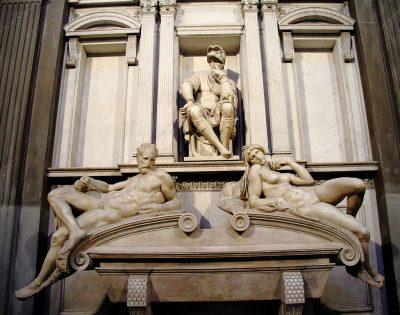 Florenz Neue Sakristei Grabmal Lorenzo II