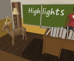 Impressionen aus den Genie-Tagen: Cospaces